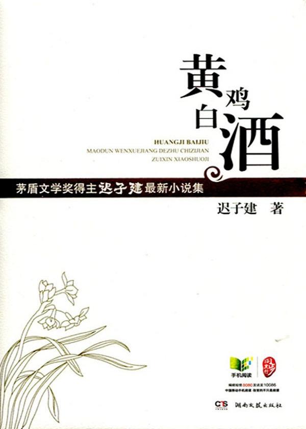黄鸡白酒:迟子建最新小说集