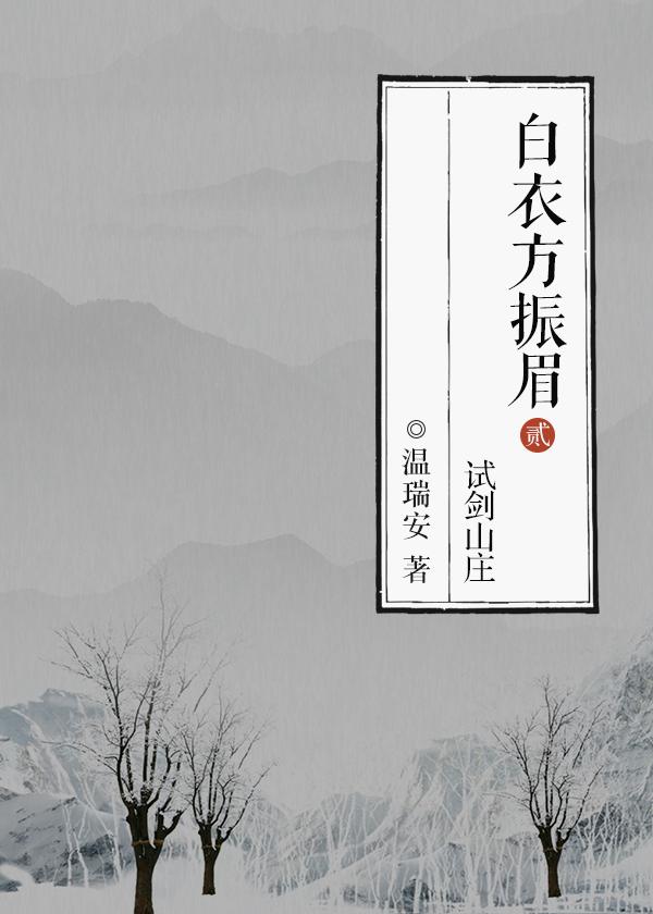 白衣方振眉2:试剑山庄