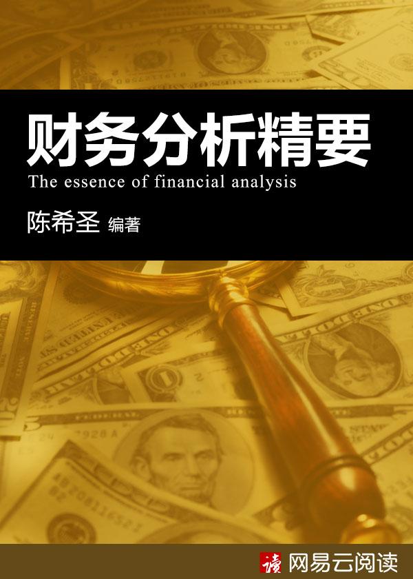 财务分析精要