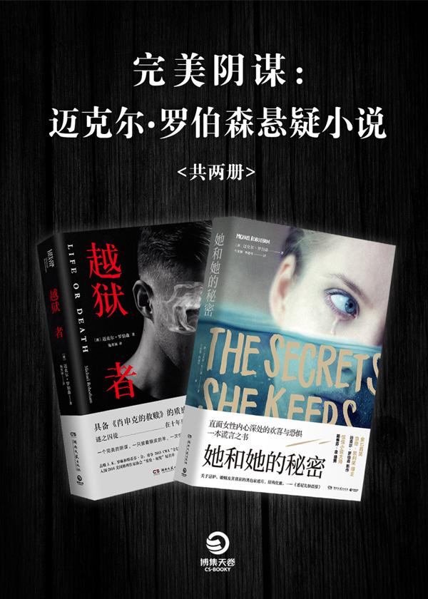 完美阴谋:迈克尔·罗伯森悬疑小说(共两册)