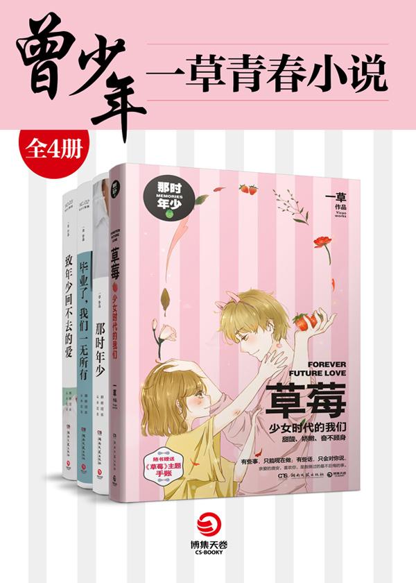 曾少年:一草青春小说(全4册)