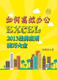 如何高效办公:Excel2013经典应用技巧大全