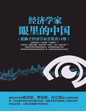 经济学家眼里的中国(套装共14册)