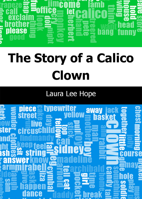 The Story of a Calico Clown