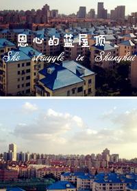 恩心的蓝屋顶