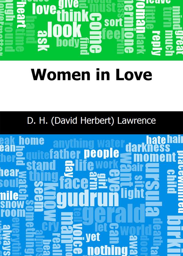 Women in Love(恋爱中的女人)