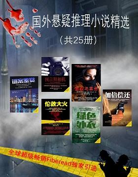 国外悬疑推理小说精选(全25册)