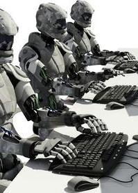 机器人繁殖
