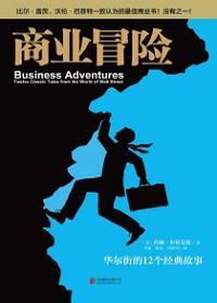 商业冒险:华尔街的12个经典故事
