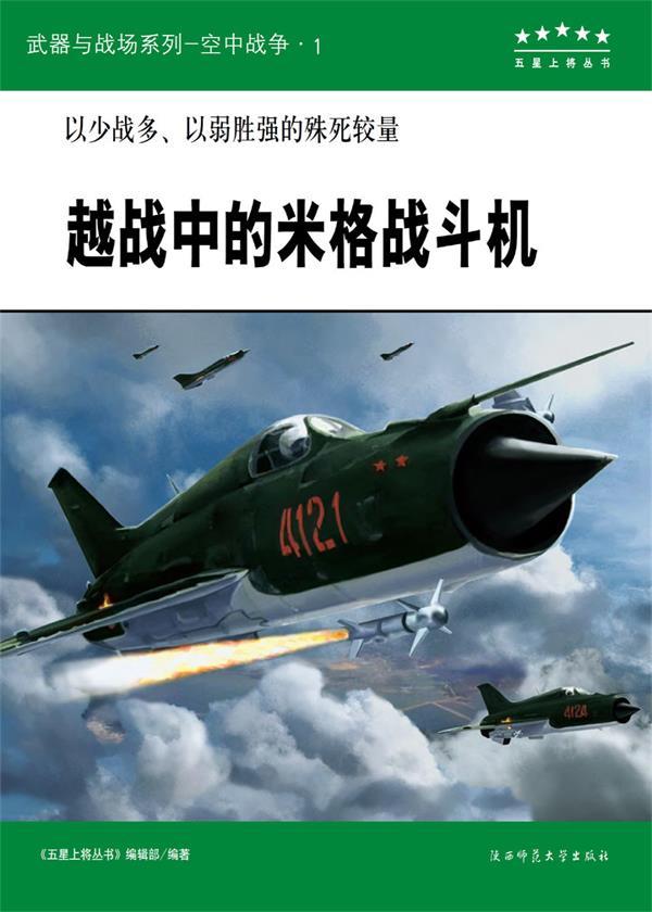 越战中的米格战斗机