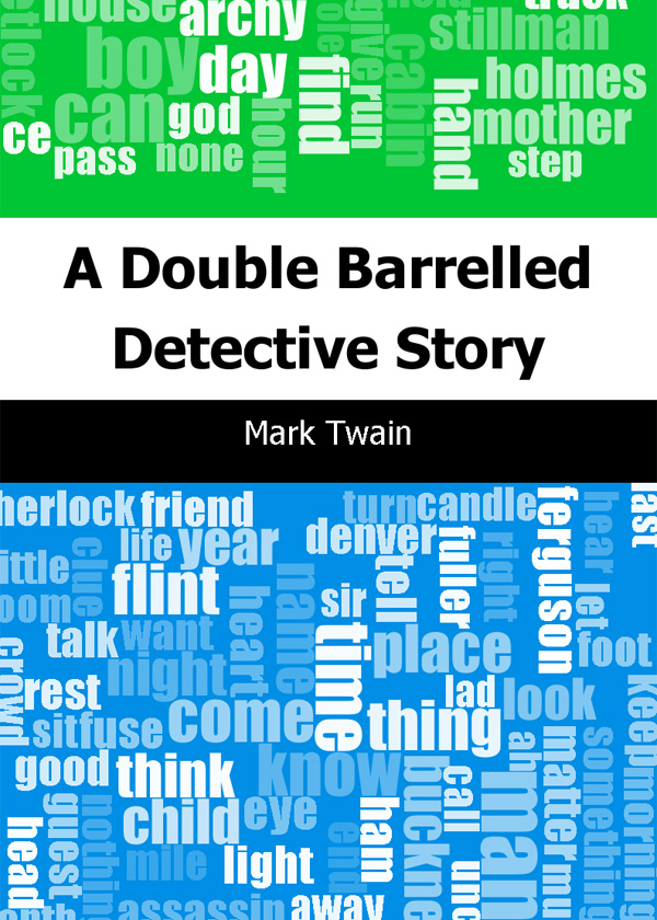A Double Barrelled Detective Story(案中案)