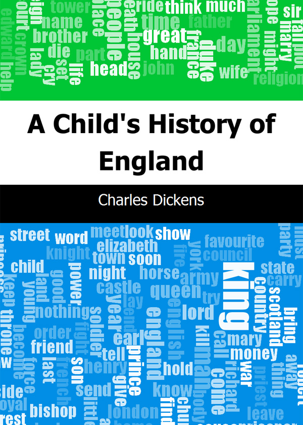 A Child's History of England(写给孩子们看的英国史)