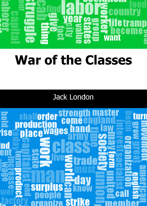 War of the Classes(阶级斗争)