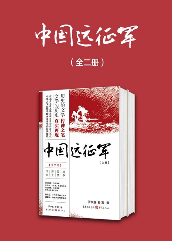 中国远征军(全二册)