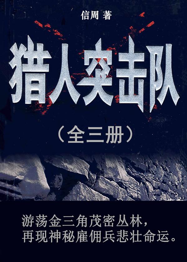 猎人突击队(全三册)