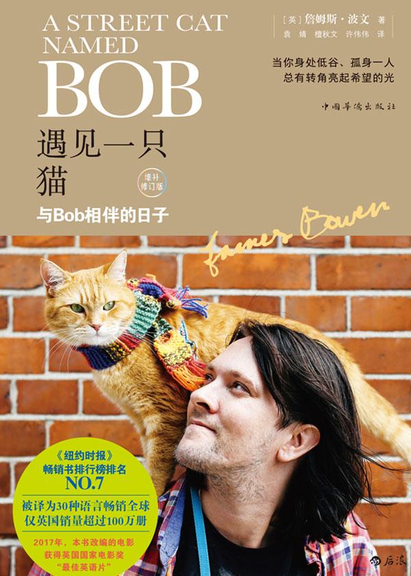 遇见一只猫:与Bob相伴的日子(电影《流浪猫鲍勃》原著)