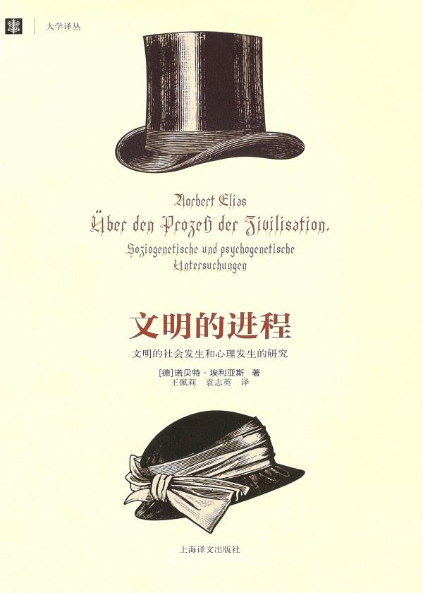 文明的进程:文明的社会发生和心理发生的研究