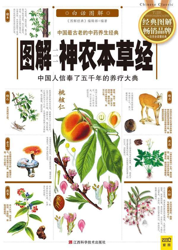 图解神农本草经(2015版)