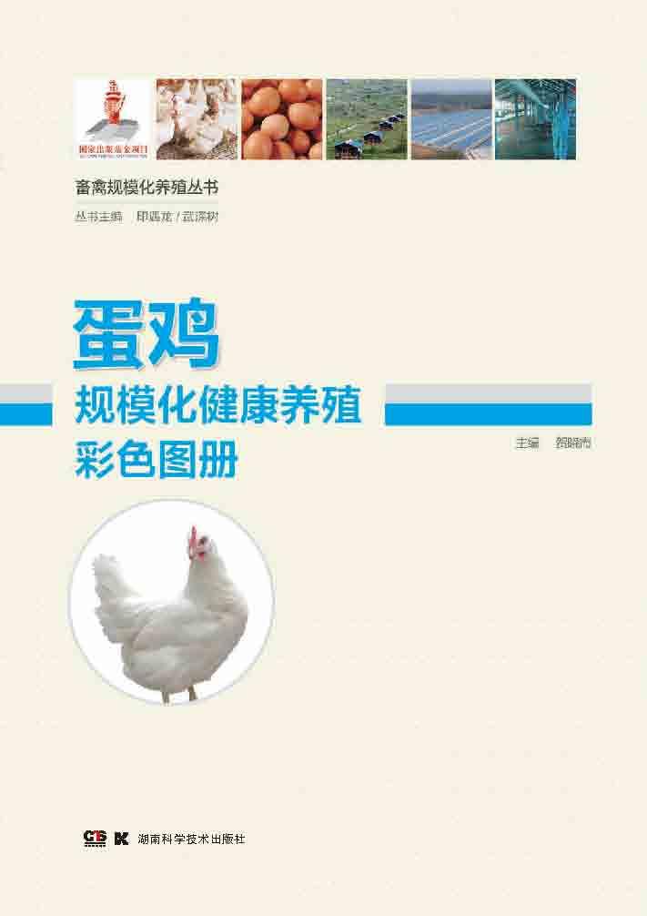 畜禽规模化养殖丛书——蛋鸡规模化健康养殖彩色图册