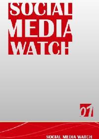Social Media Watch(第一期)