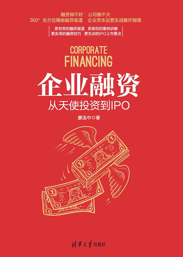 企业融资:从天使投资到IPO