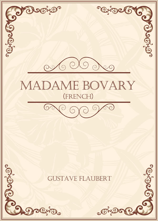 Madame Bovary(包法利夫人)