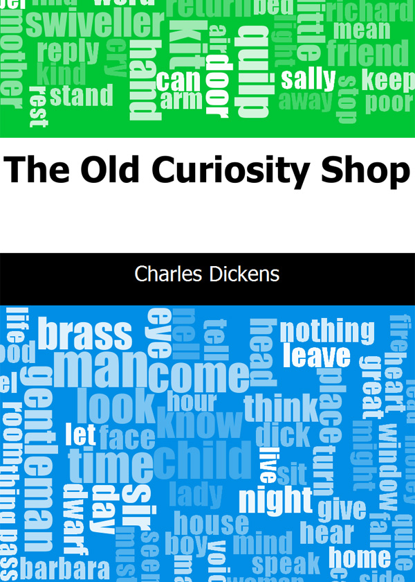 The Old Curiosity Shop(老古玩店)