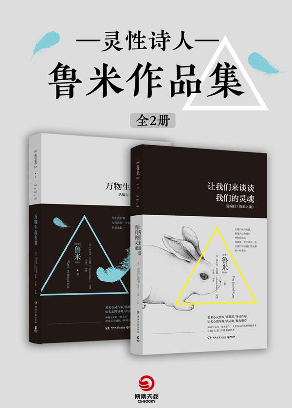 灵性诗人鲁米作品集(全2册)