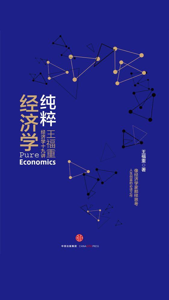 纯粹经济学:王福重经济学十九讲