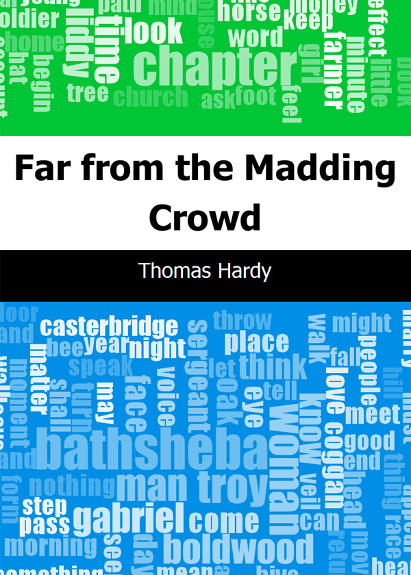 Far from the Madding Crowd(远离尘嚣)