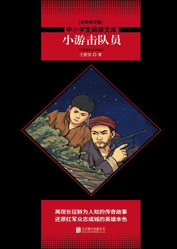 中小学生阅读文库·小游击队员:王愿坚经典作品集