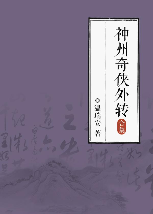 神州奇侠外传(共4册)