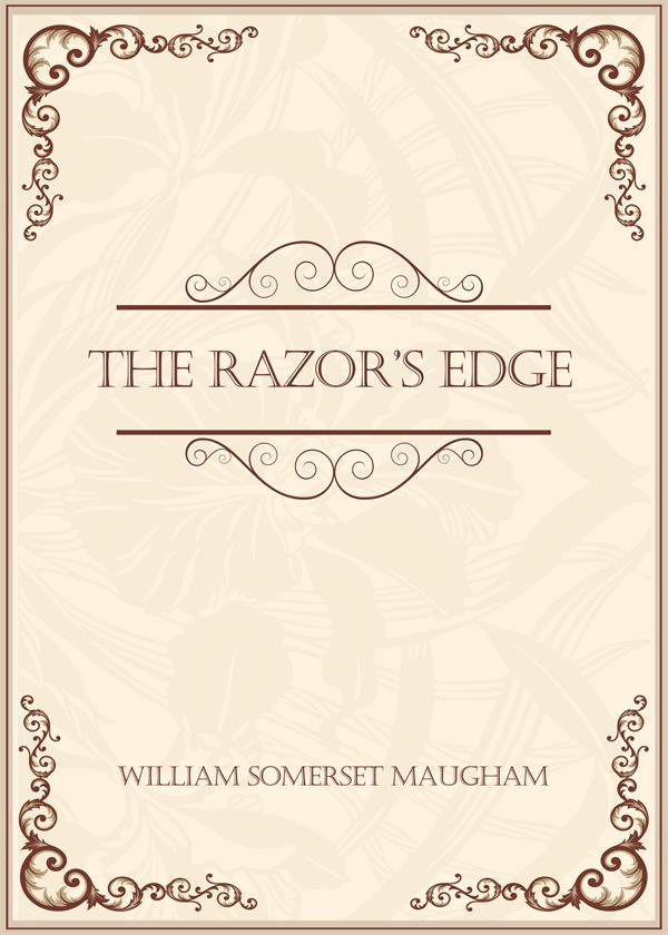 The Razor's Edge(刀锋)
