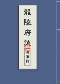龙陵府志(by书飞白)