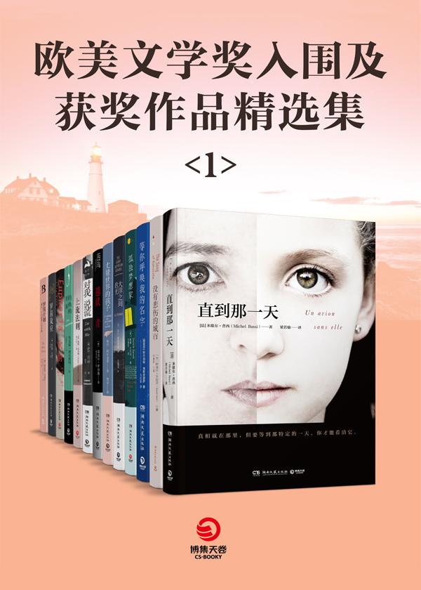 欧美文学奖入围及获奖作品精选集1(共13册)