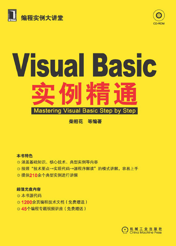 Visual Basic实例精通