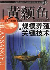 黄颡鱼规模养殖关键技术