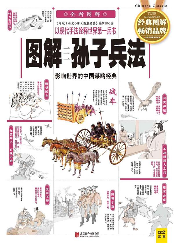 图解孙子兵法(2015版)