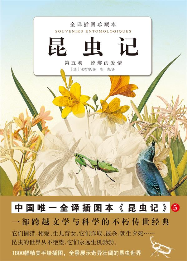 昆虫记.第五卷