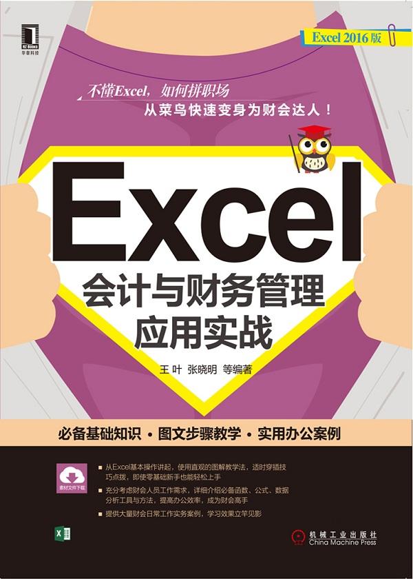 Excel会计与财务管理应用实战