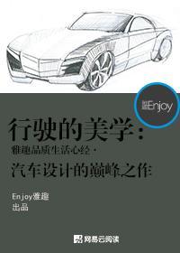 行驶的美学:雅趣品质生活心经·汽车设计的巅峰之作