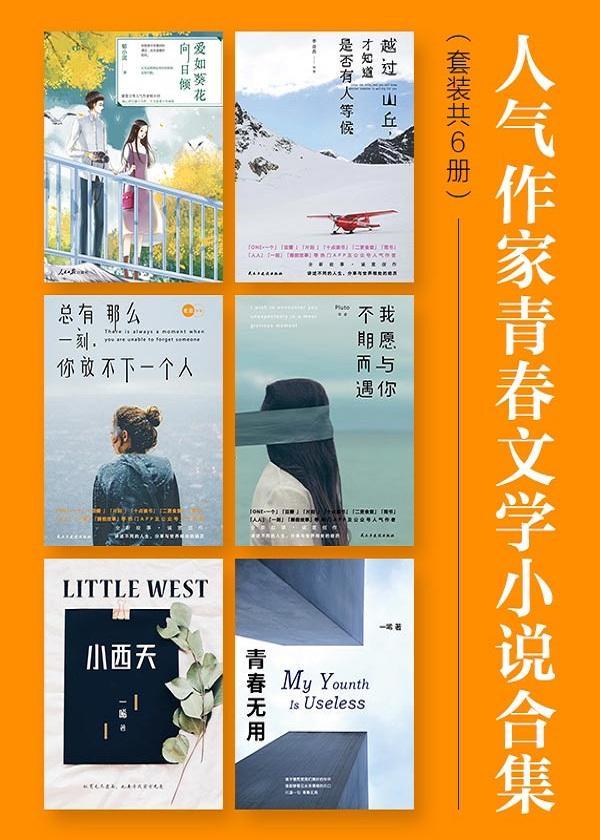 人气作家青春文学小说合集(套装共6册)