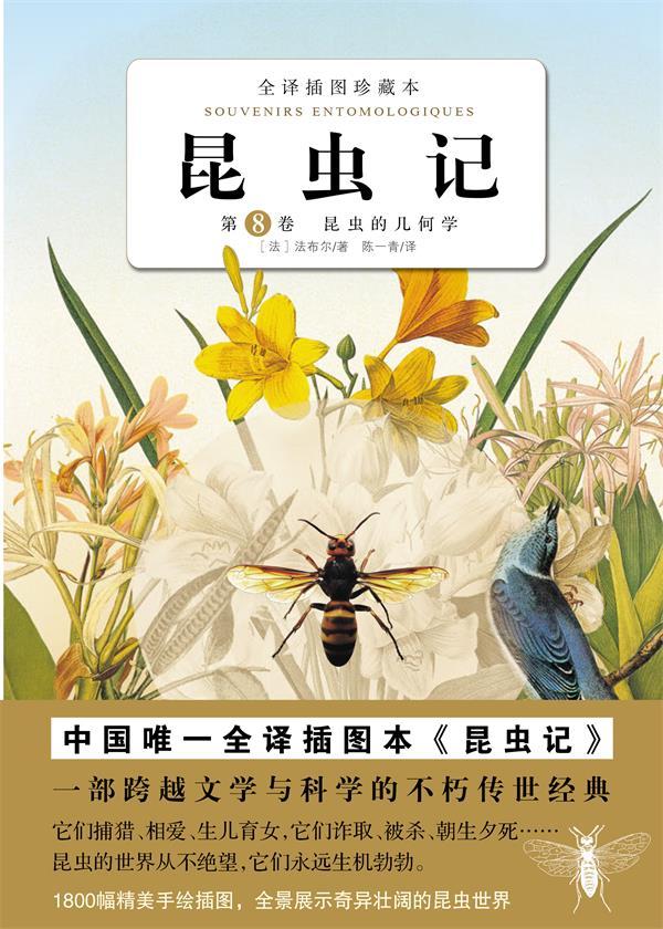 昆虫记.第八卷