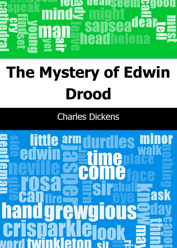 The Mystery of Edwin Drood(艾德温·德鲁德之谜)