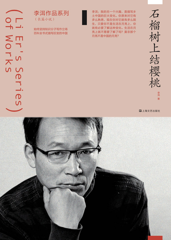 李洱作品系列·石榴树上结樱桃 作者:李洱