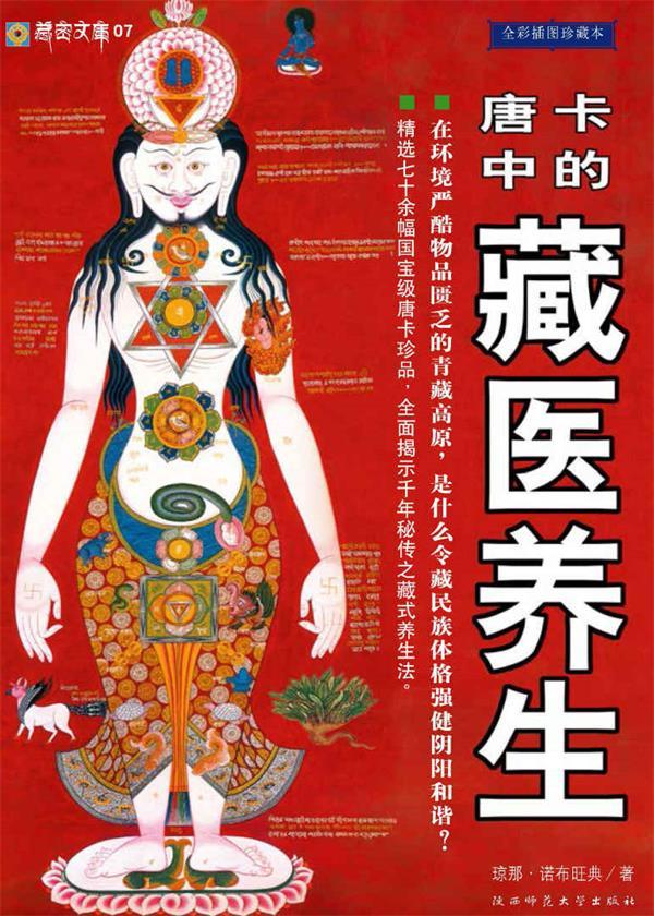 唐卡中的藏医养生