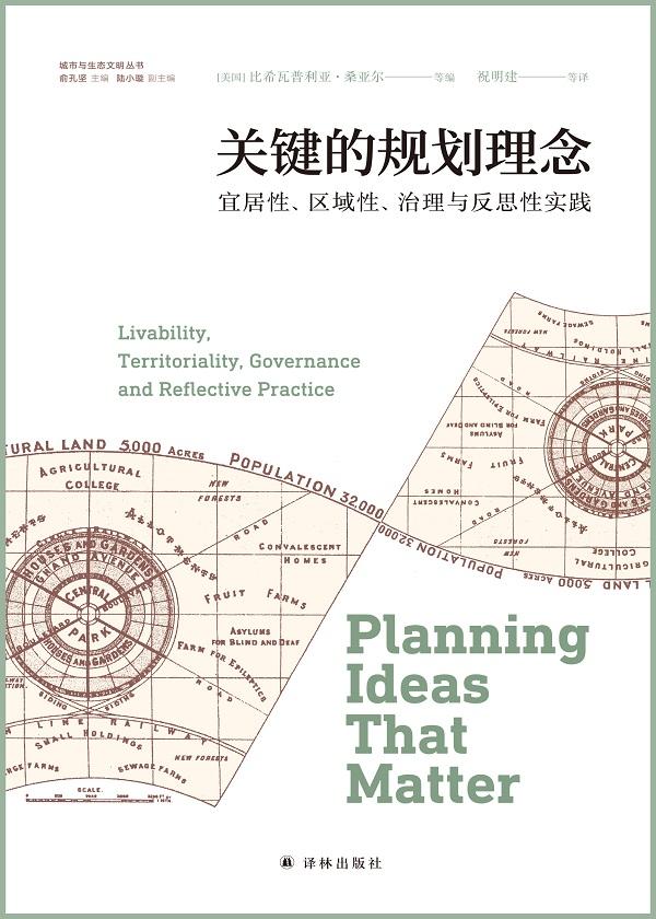 关键的规划理念:宜居性、区域性、治理与反思性实践(城市与生态文明丛书)