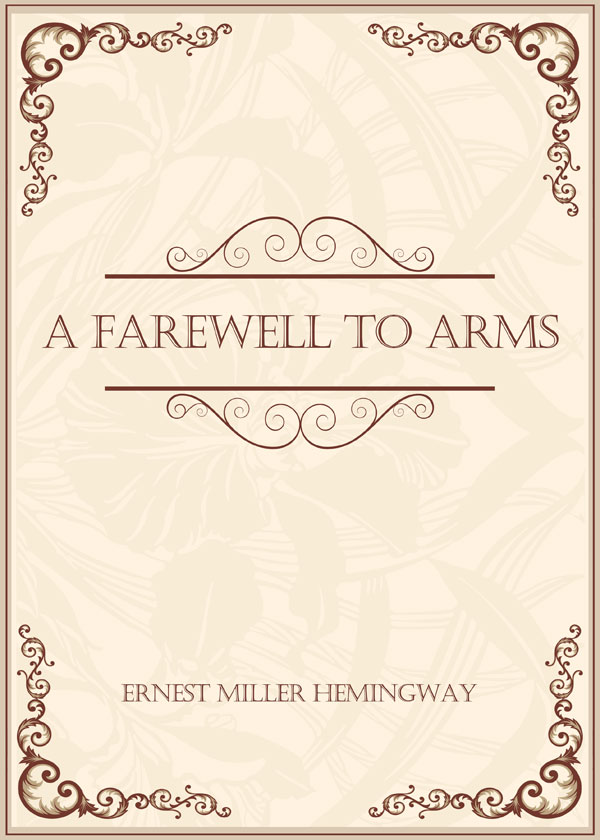 A Farewell to Arms(永别了武器)