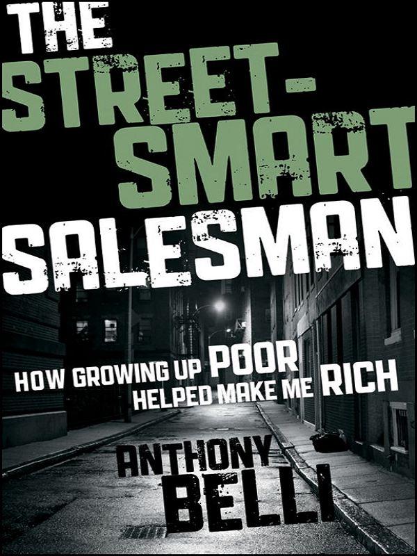 商人的街头智慧:贫穷如何使我变得富有(抢鲜版)