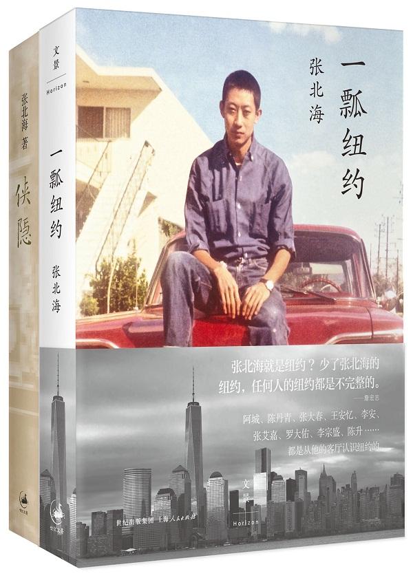 张北海作品系列(侠隐、一瓢纽约)